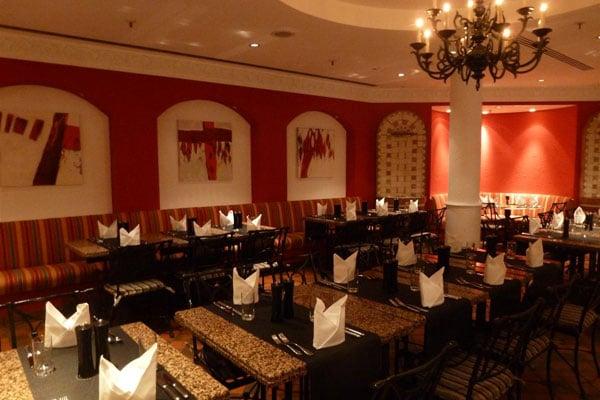 Si Centrum Restaurant