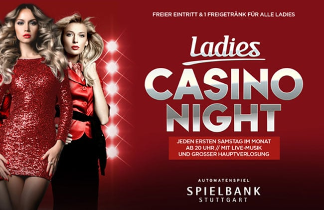 casino stuttgart ladies night